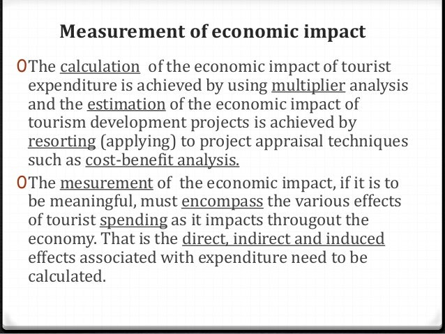 the impact of tourism on economy Tourism & economic development in vietnam  oriented reform measures to help revamp her economy  a tourism industry turnover.