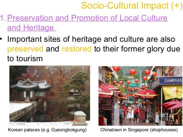 the positive socio cultural impact of kerala tourism Socio-cultural impact of tourism: positive and negative effects of tourism tourism damages the culture and peace of the people of the host in kerala, it has.