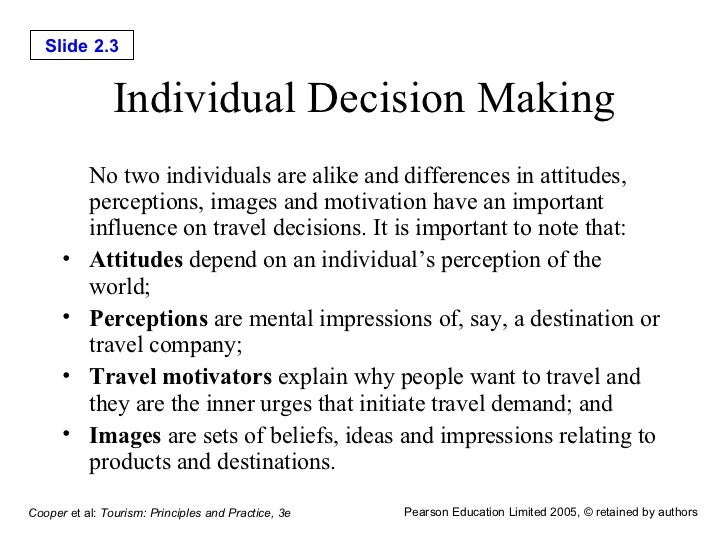 motivation effect on decision making Learning objectives examine the complex individual influences central to the way in which decision making is pursued, most notably the cognitive, normative, and psychological perspectives.