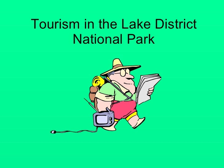 Tourism in the Lake District National Park