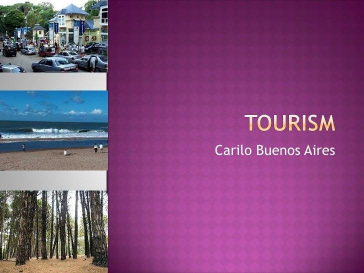 Carilo Buenos Aires