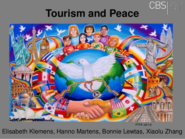 Tourism and Peace project with Master students from Cologne Business …
