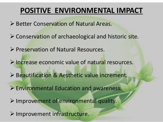 negative impacts on our environment An in-depth look at the environmental upsides and downsides of solar panels,  including environmental impacts during the manufacturing and lifetime of the.