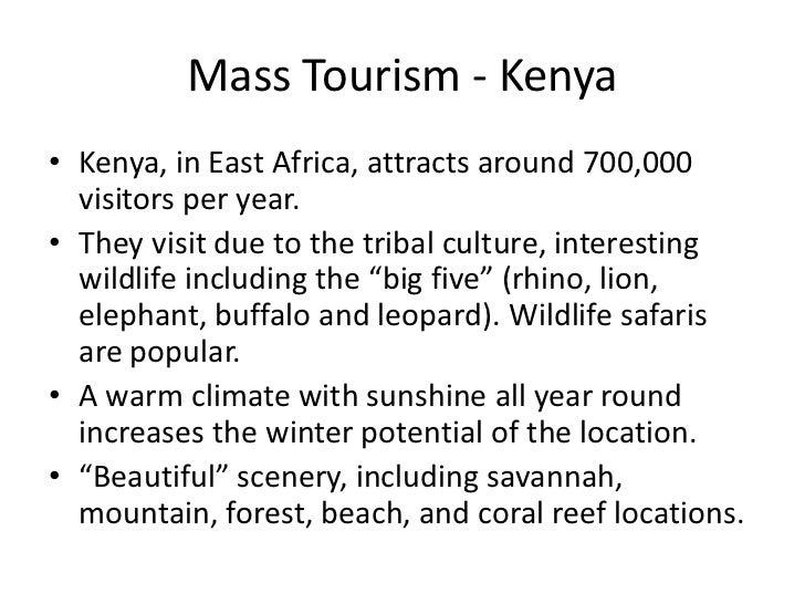 gcse geography ecotourism case study kenya