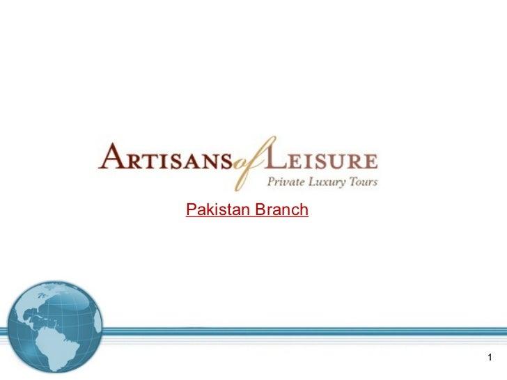 Pakistan Branch