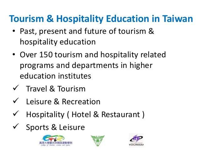 Tourism education in taiwan for 2015 summer camp presentation