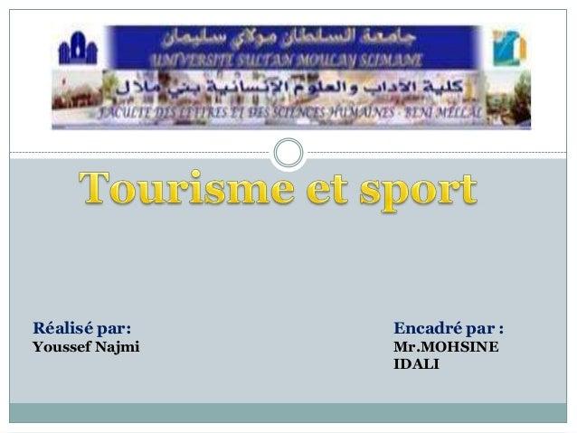 HSSI  Réalisé par:  Encadré par :  Youssef Najmi  Mr.MOHSINE IDALI
