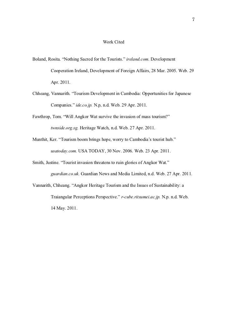Tourism Essay Writers Website mid 90s