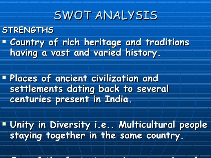 Swot analysis of ministry of sound