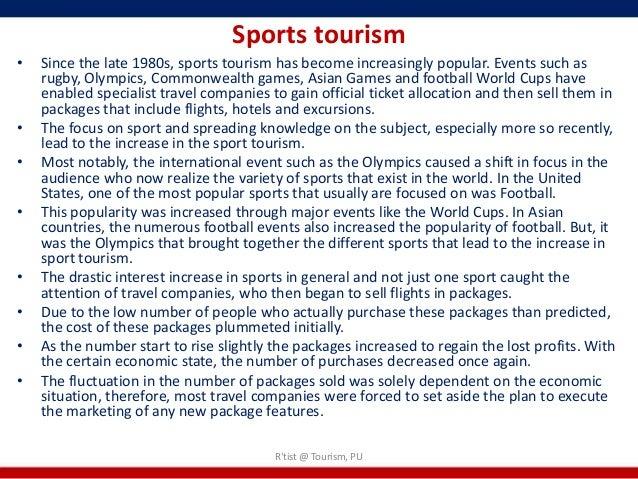 Tourism Introduction