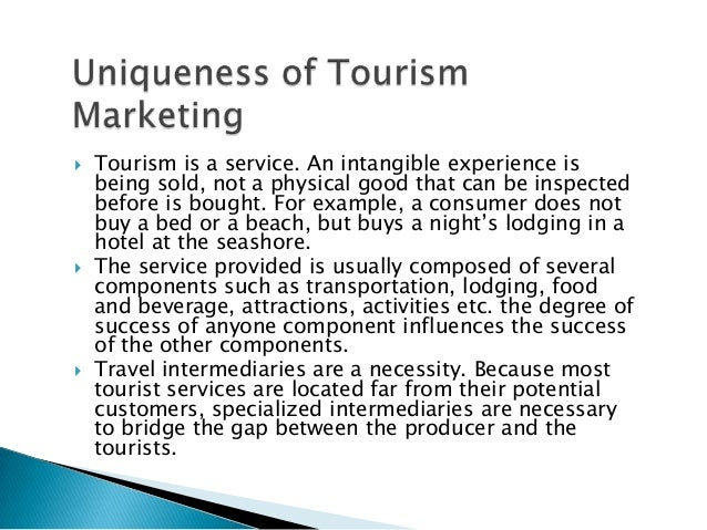 tourism marketting Investing in a marketing strategy is the smartest decision a tourism business can make check out our 8 compelling reasons why every business needs one.