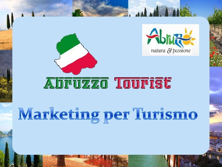 Marketing per Turismo<br />