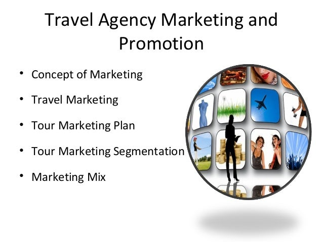 Tourismmarketing and promotion