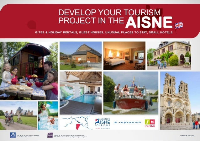 The Aisne Tourism Agency operates for the Aisne Department The Aisne Tourism Agency has been awarded the ISO 9001 certific...