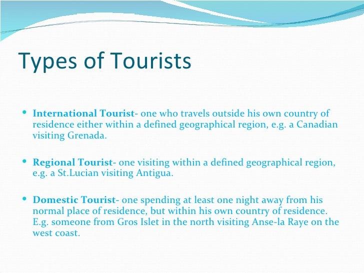 international excursionist definition