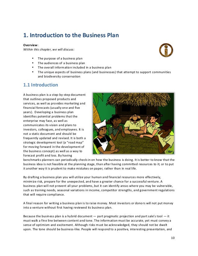 business planning toolkit