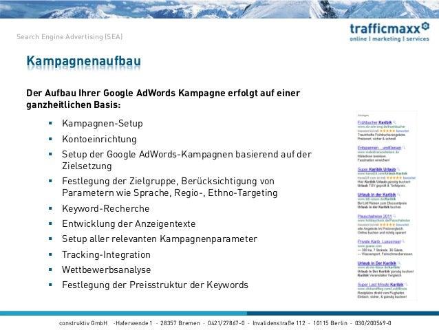 construktiv GmbH ·Haferwende 1 · 28357 Bremen · 0421/27867-0 · Invalidenstraße 112 · 10115 Berlin · 030/200569-0 Kampagnen...