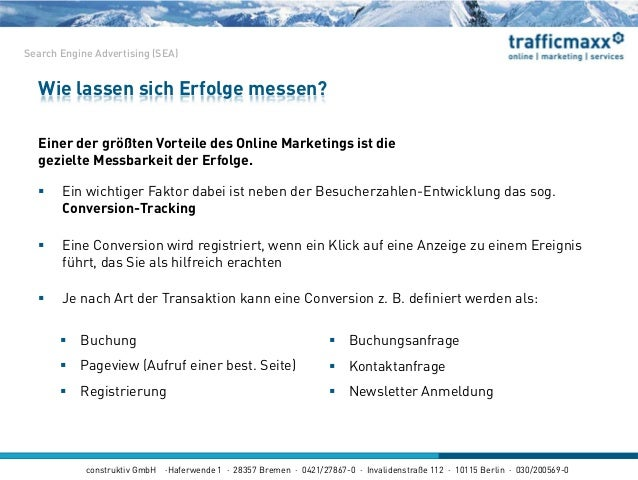 construktiv GmbH ·Haferwende 1 · 28357 Bremen · 0421/27867-0 · Invalidenstraße 112 · 10115 Berlin · 030/200569-0 Einer der...