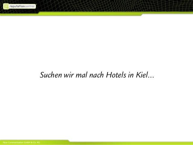 Tourismusunternehmen und Web 2.0 Slide 3