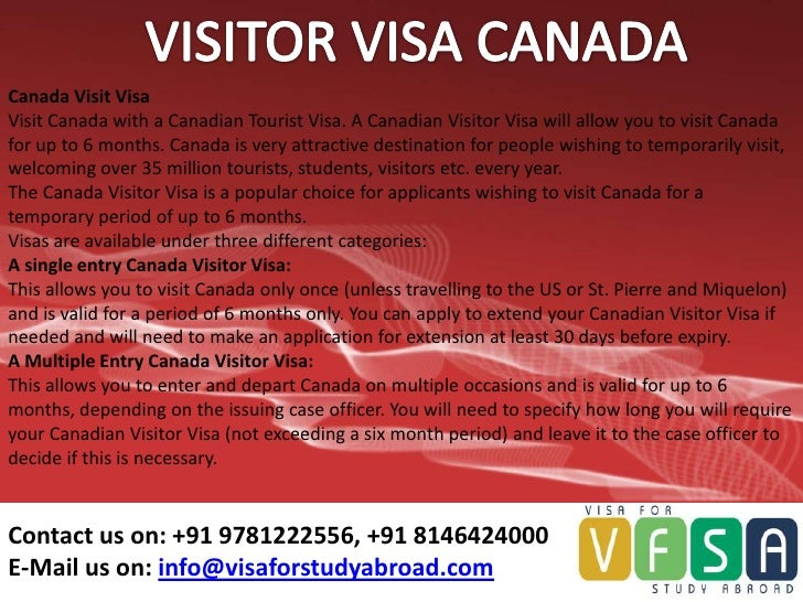 Permanent Resident Of Us Travelling To Canada