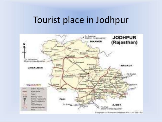 Tourist place in Jodhpur