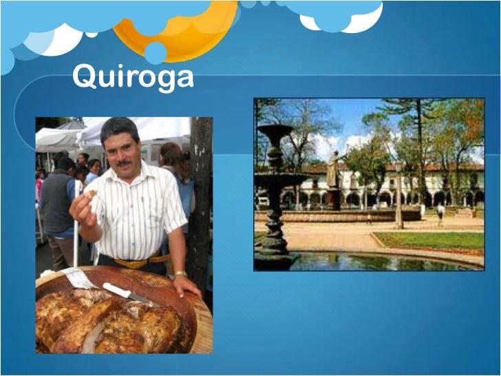 Quiroga<br />