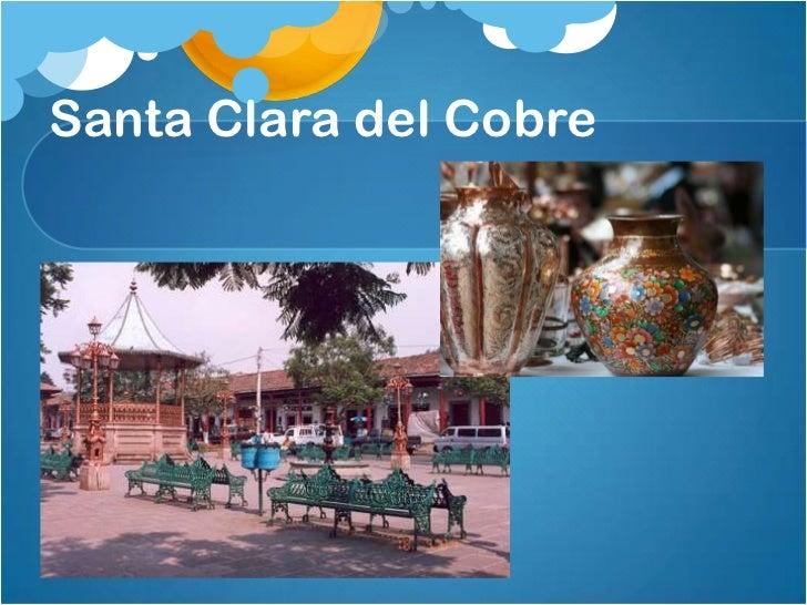 Santa Clara del Cobre<br />