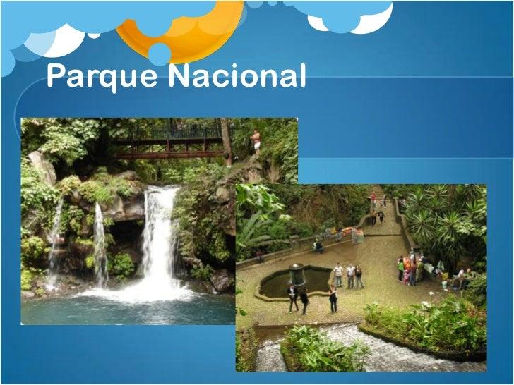 Parque Nacional<br />
