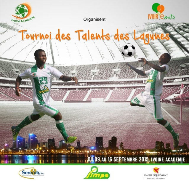 Tournoi des Talents des Lagunes - Ivoire Académie (2015)