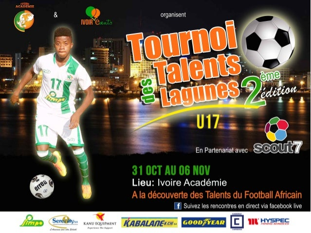 Tournoi des Talents des Lagunes - 2ème édition - 2016