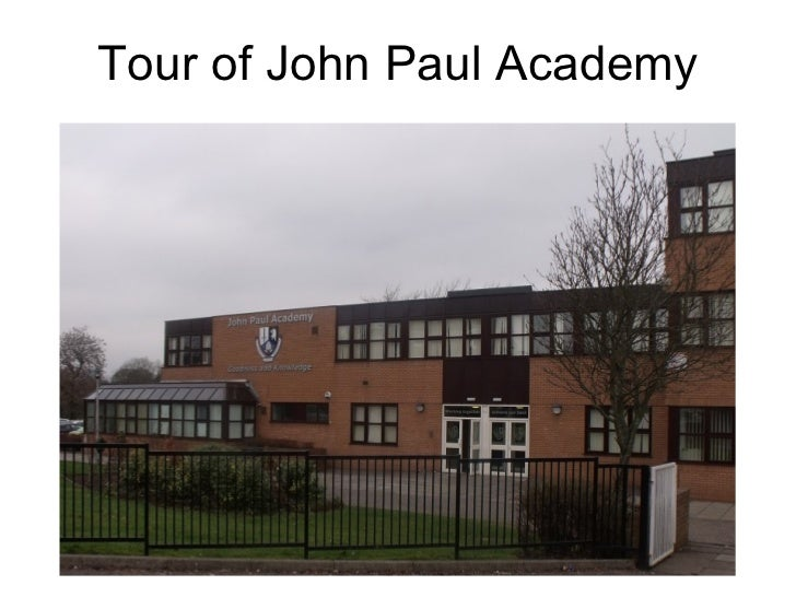 Tour of John Paul Academy