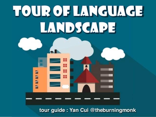 tour guide : Yan Cui @theburningmonk