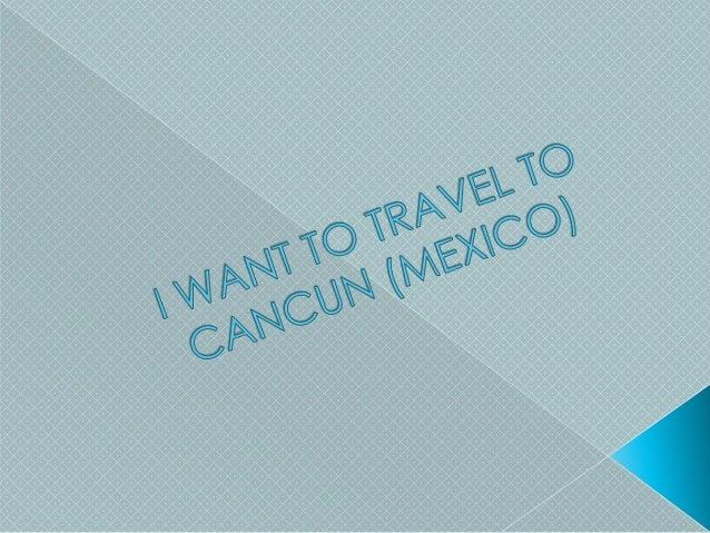 Tour on cancun Slide 2