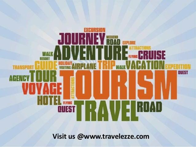 Visit us @www.travelezze.com