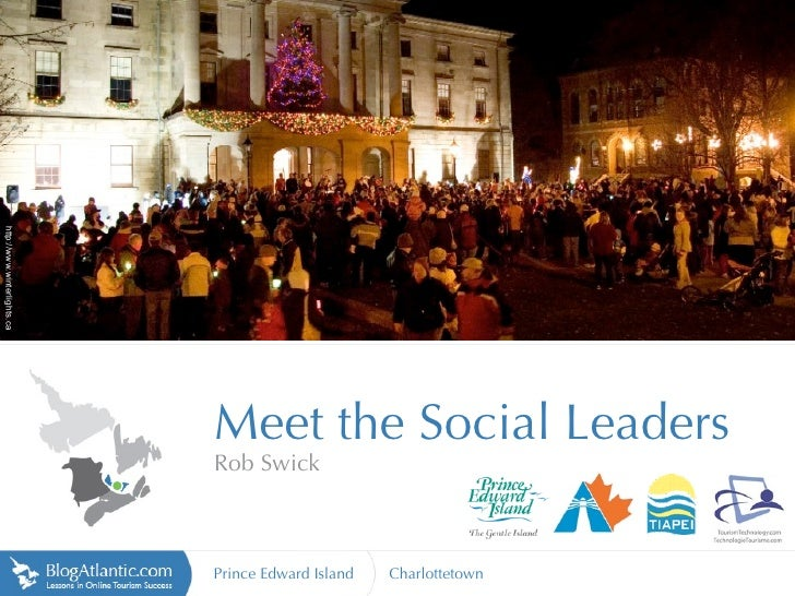 http://www.winterlights.ca                                  Meet the Social Leaders                              Rob Swick...