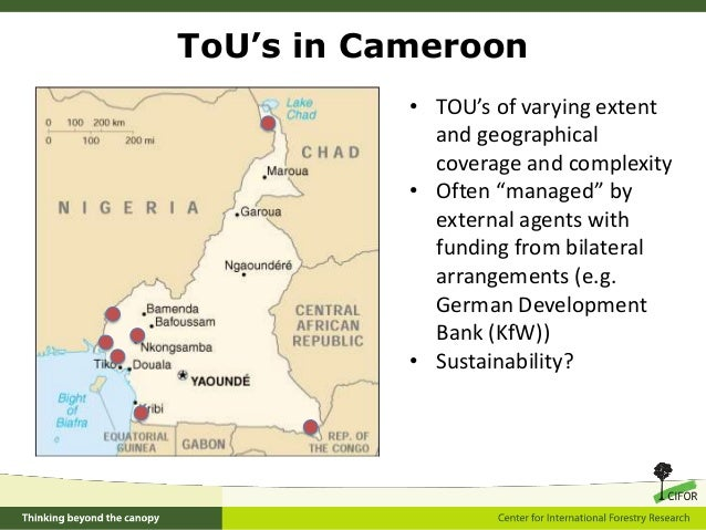 Chad-Cameroon Petroleum Development and Pipeline Project ...