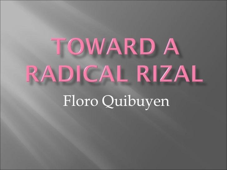 Floro Quibuyen