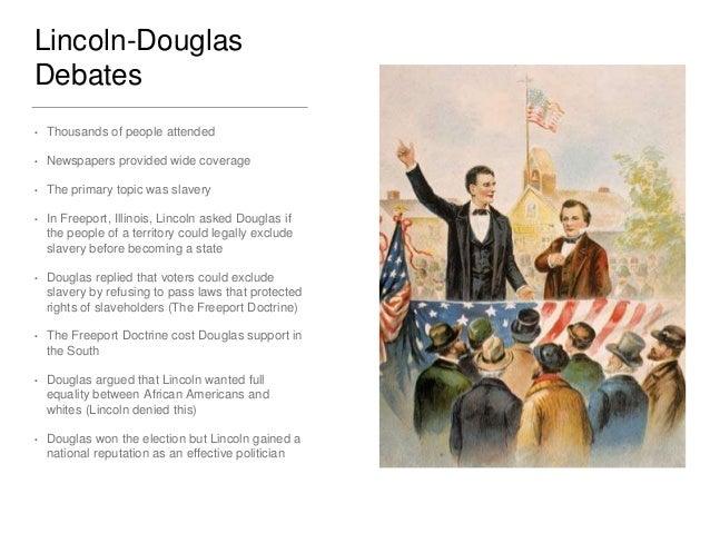 Toward Civil War