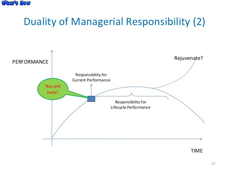 Duality of Managerial Responsibility (2)                                                                  Rejuvenate?PERFO...