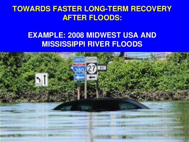 Towards faster disaster recovery  case study the 2008