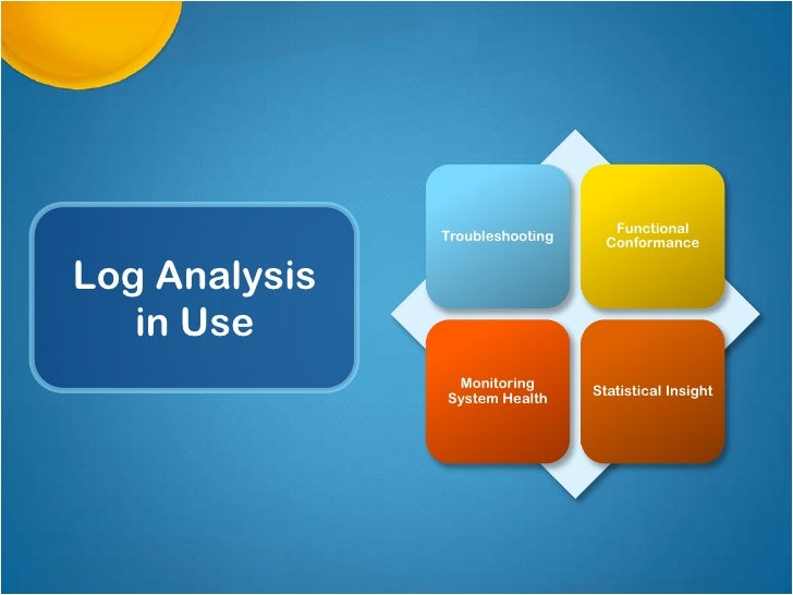 Functional               Troubleshooting                                   ConformanceLog Analysis   in Use               ...