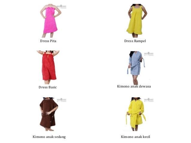Dress Pita Dress Rampel Kimono anak sedang Kimono anak kecil Kimono anak dewasaDress Basic