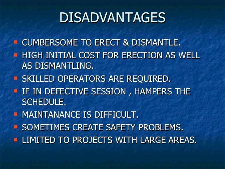 Tower Crane Advantages And Disadvantages : Tower crane basics