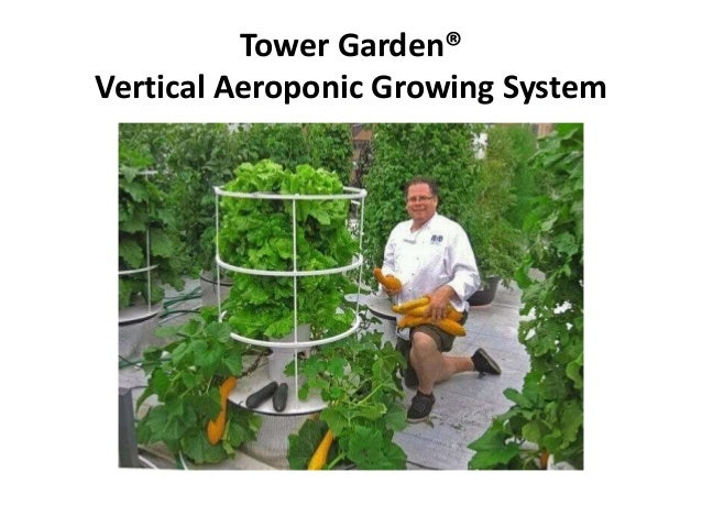 22 - Tower Garden