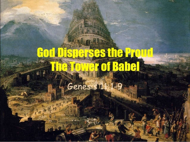 "Résultat de recherche d'images pour ""prophecy of god tower of babel"""