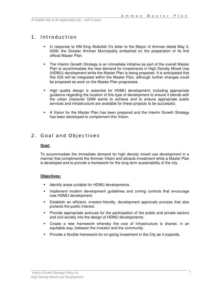 IGS policy for HDMU   Amman Institute Slide 2