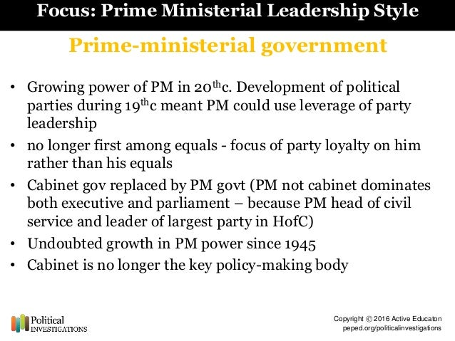 to what extent is the prime minister first among equals First among equals includes a vast array of information on the prime ministers of canada, including political career aspects as well as their private lives five main themes are explored with regard to each prime minister: alone at the top, the path to power, leading canada, and private life and afterwards.