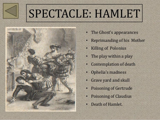 hamlet as an aristotelian tragedy Key words: hamlet, death of a salesman, tragic heroes, arthur miller, william   (charles h reeves, the aristotelian concept of the tragic hero p 70- 74.