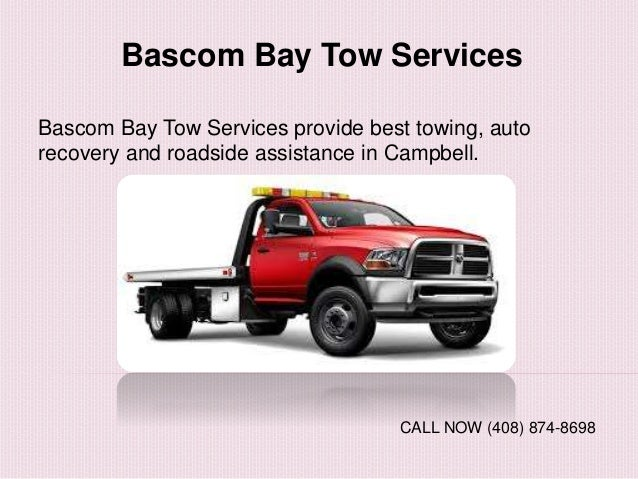 Best Auto Recovery >> Towing Service In Campbell