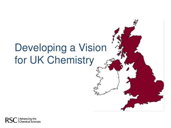 Developing a Vision for UK Chemistry<br />